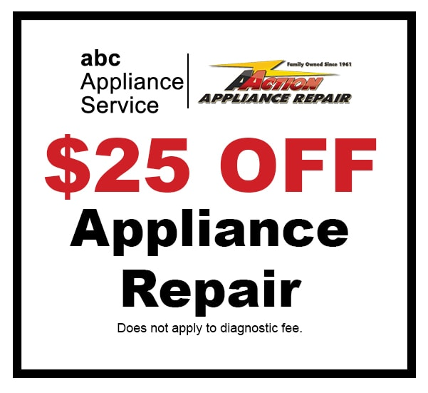 Preferred Customer Appliance Repair Coupon