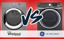 whirlpool vs ge dryer